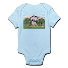 Rose Arbor Shih Tzu Infant Bodysuit