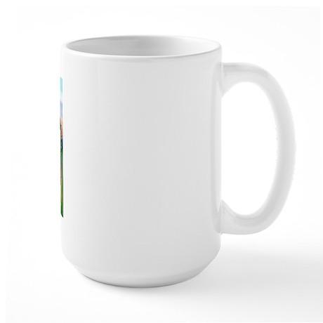 Rose Arbor Shih Tzu Large Mug