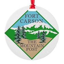 Fort Carson Ornament