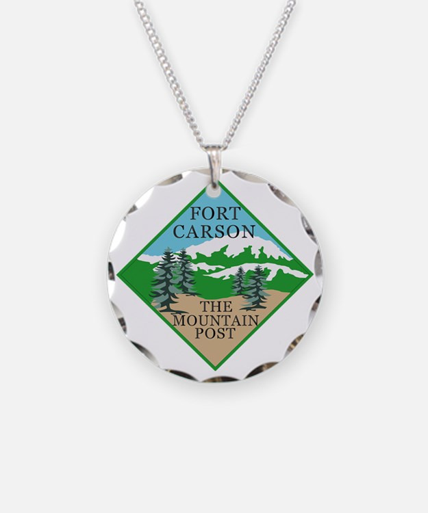 Fort Carson Necklace
