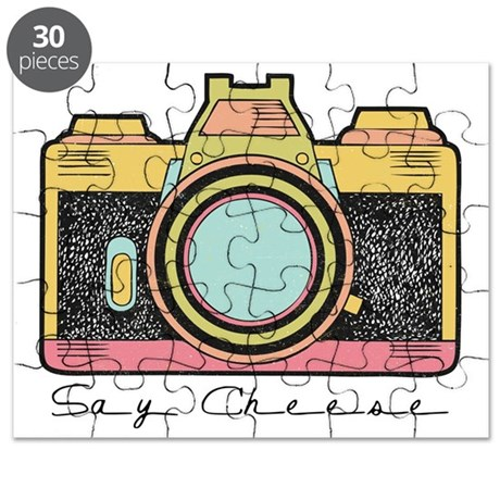Say Cheese Puzzle