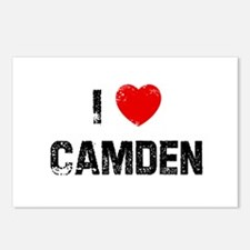 I * Camden Postcards (Package of 8)