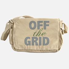 Off the Grid Messenger Bag