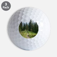 Trails are King Golf Ball