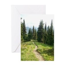 Trails are King Greeting Card