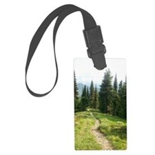 Trails are King Luggage Tag