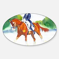 Schwung Sticker (Oval)