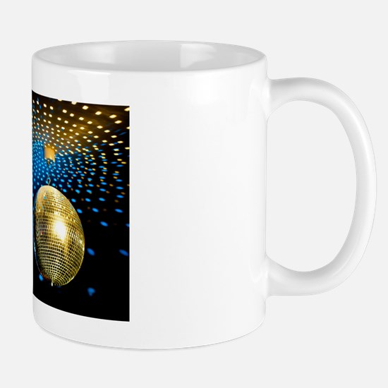 Hooping Disco Card 2012 Mug