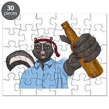 Drunk as a Skunk Puzzle