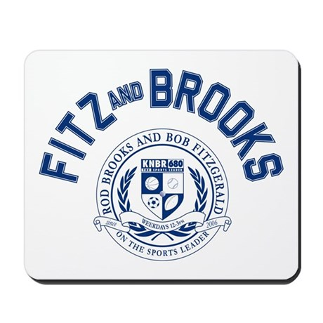 Fitz & Brooks Mousepad