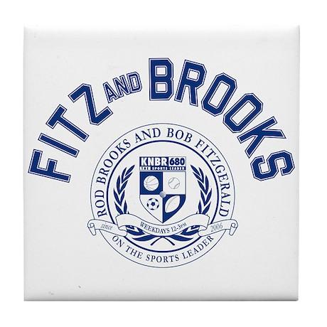 Fitz & Brooks Tile Coaster