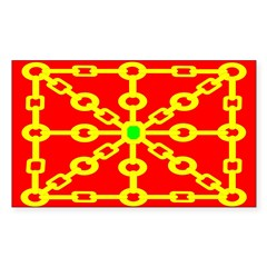 Navarre Rectangle Decal
