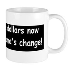 anti obama obama changed Mug