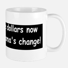 anti obama obama changed Mug
