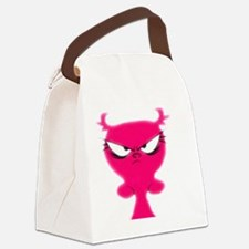 Berry Scary Canvas Lunch Bag