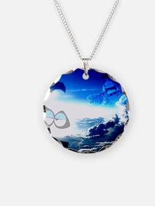 Bloo Skies Necklace