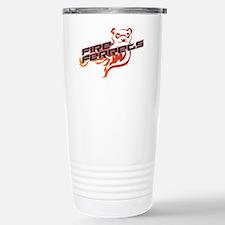 Fire Ferrets Travel Mug