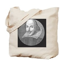 Wacky Shakespeare -BUT Tote Bag