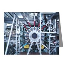 Part of particle accelerator Note Cards (Pk of 20)