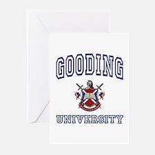 GOODING University Greeting Cards (Pk of 10)