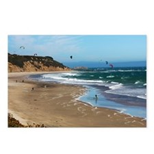 Kite surfing Postcards (Package of 8)