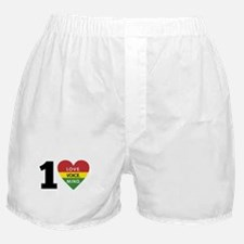 NEW-One-Love-voice-mind5 Boxer Shorts