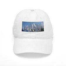 White flags Baseball Cap
