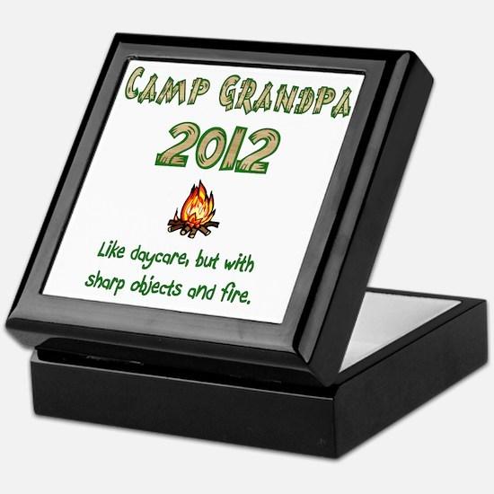 CGpa2012 Keepsake Box