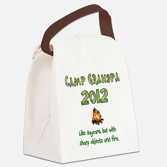 CGpa2012 Canvas Lunch Bag