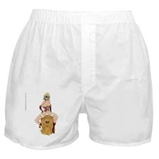 Day of the Dead Dame Boxer Shorts