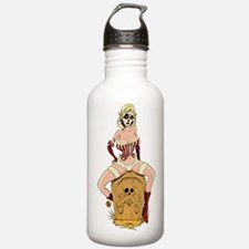 Day of the Dead Dame L Water Bottle
