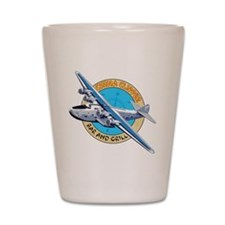China Clipper Bar and Grill Shot Glass
