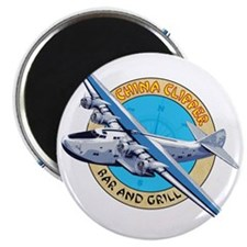 China Clipper Bar and Grill Magnet