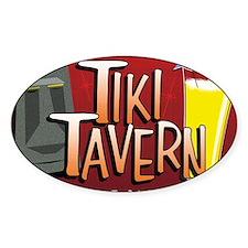 Tiki Tavern Decal