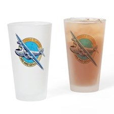 China Clipper Bar and Grill Drinking Glass
