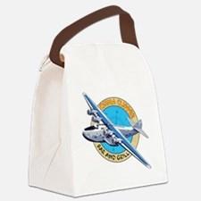 China Clipper Bar and Grill Canvas Lunch Bag