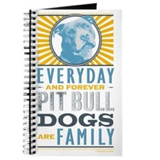 Pit Bull Dogs are Family Journal