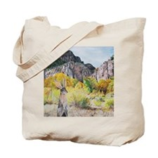 wild hare in Clear Creek Canyon Tote Bag