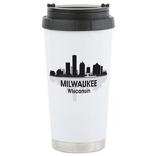 Milwaukee Travel Coffee Mug