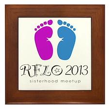 rflo meetup Framed Tile
