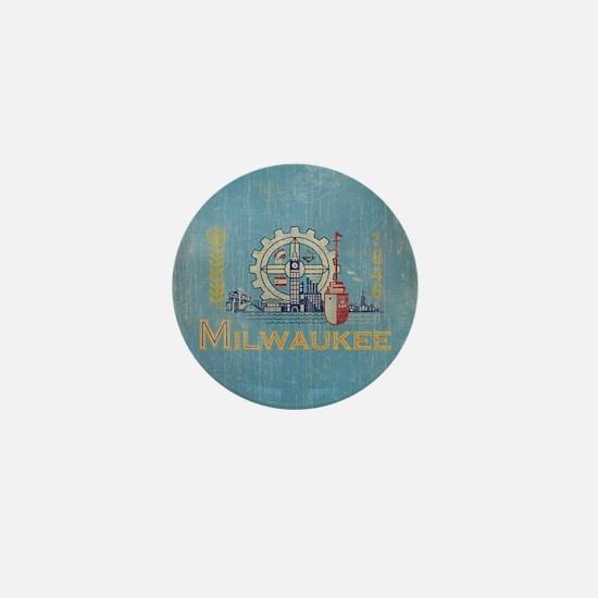 Milwaukee Mini Button