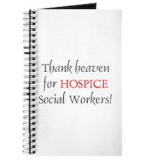 Thank Heaven Hospice BRT Journal
