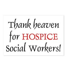 Thank Heaven Hospice BRT Postcards (Package of 8)