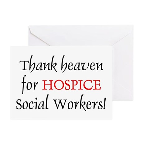 Thank Heaven Hospice BRT Greeting Cards (Pk of 10)