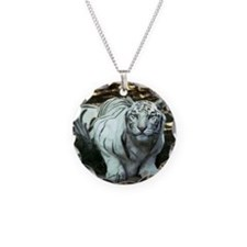 White Tiger Necklace