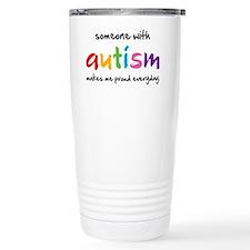 Proud Autism Travel Mug