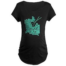 K.A. Blue T-Shirt