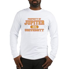 Jupiter University Long Sleeve T-Shirt