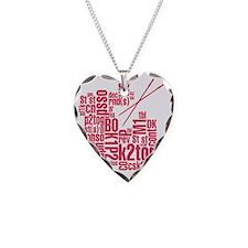 K.A. Pink Necklace