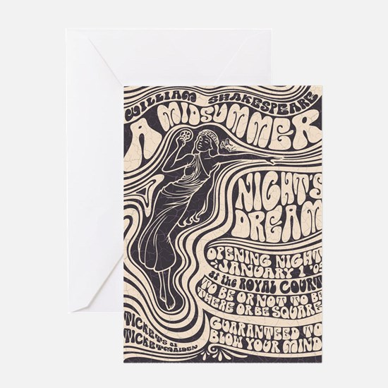 Midsummers-trip-XLG Greeting Card